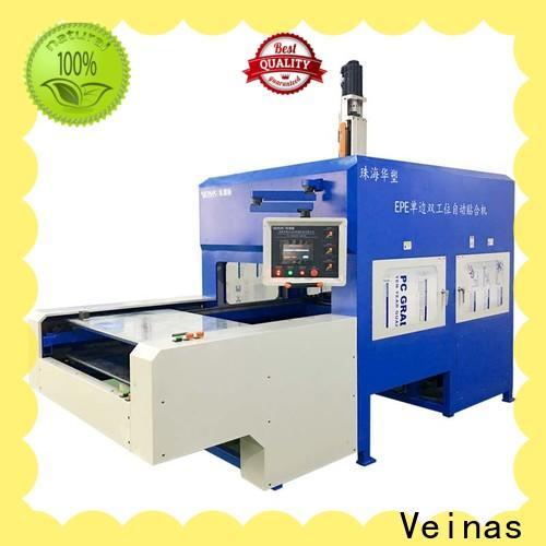 Veinas irregular laminating machine brands high quality for packing material