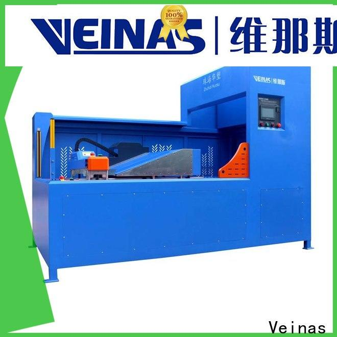 Veinas shaped automation machinery Simple operation for foam
