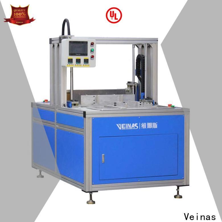 Veinas precision laminating machine factory price