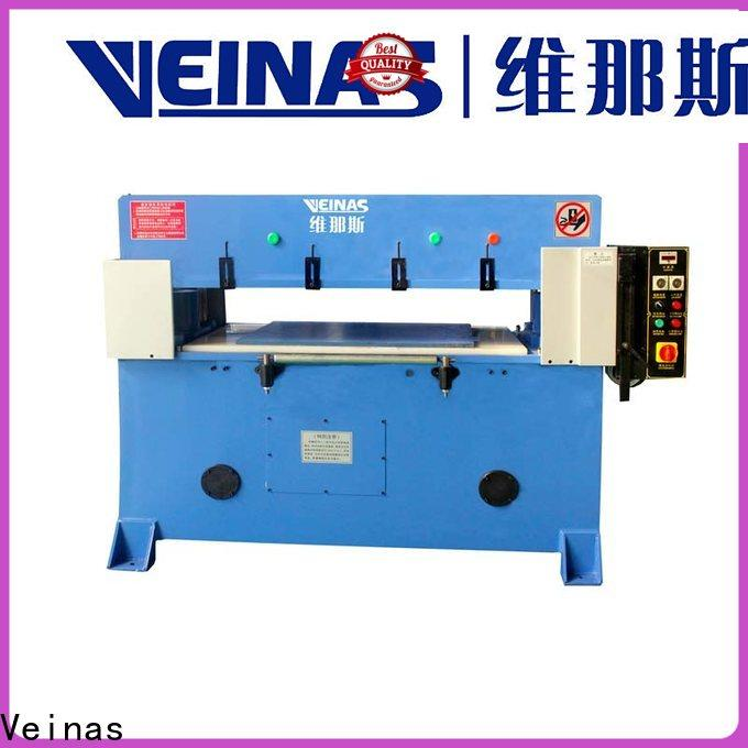 Veinas automatic hydraulic shear simple operation for workshop