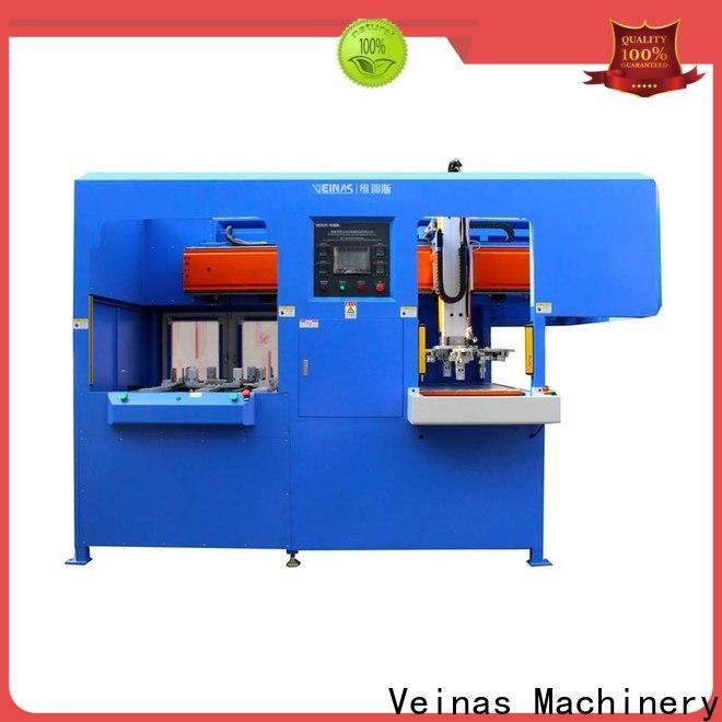 Veinas discharging large laminating machine Easy maintenance for foam