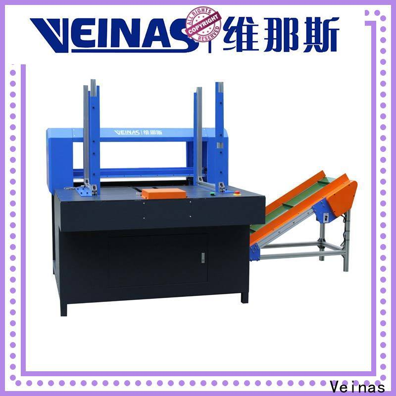 Veinas grooving epe foam sheet production line wholesale for shaping factory