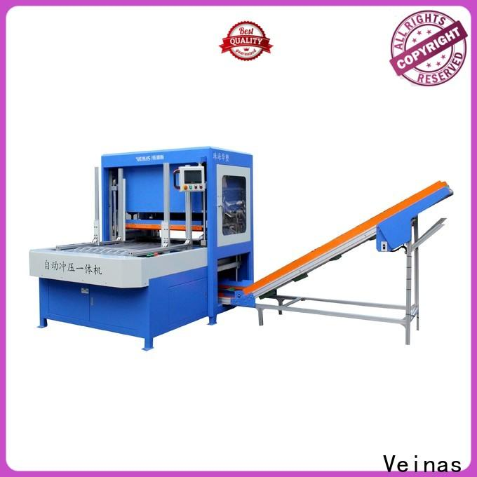 Veinas precision EPE foam punching machine high quality for workshop