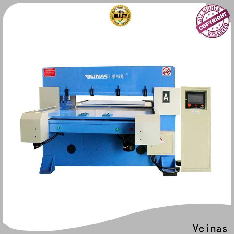 Veinas machine hydraulic shearing machine for sale for factory