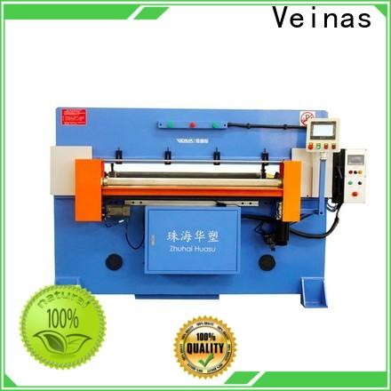 Veinas roller hydraulic sheet cutting machine energy saving for packing plant