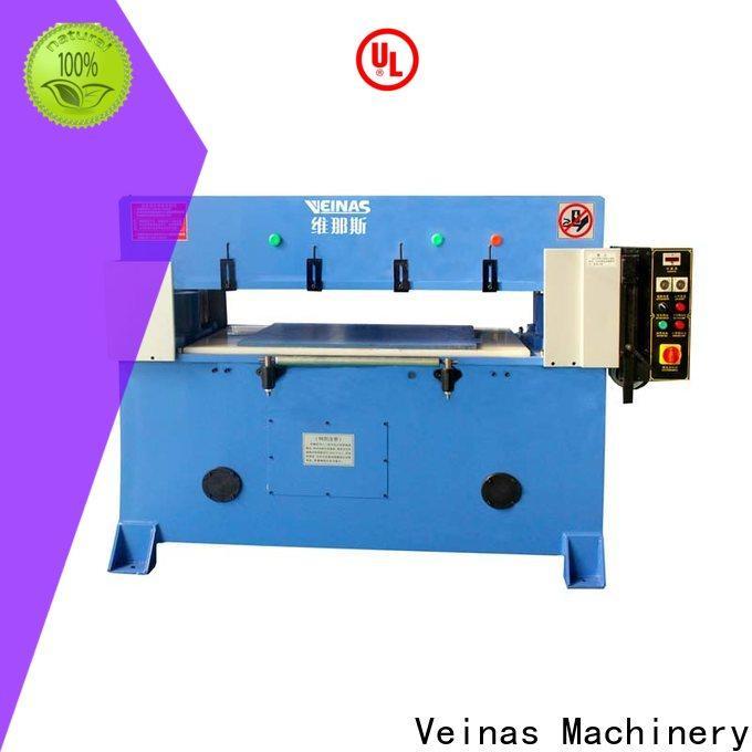 Veinas flexible hydraulic cutting machine energy saving for workshop