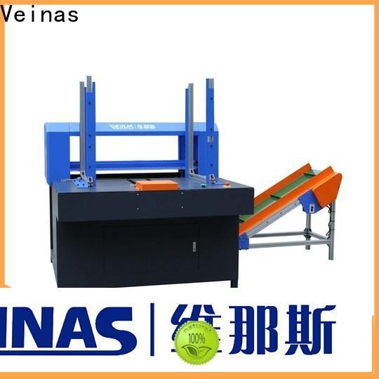 Veinas professional custom built machinery high speed for factory