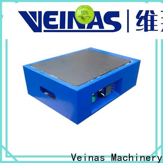 Veinas adjustable custom automated machines manufacturer for workshop