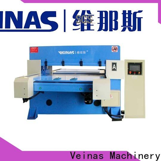 Veinas roller hydraulic shear cutter simple operation for workshop
