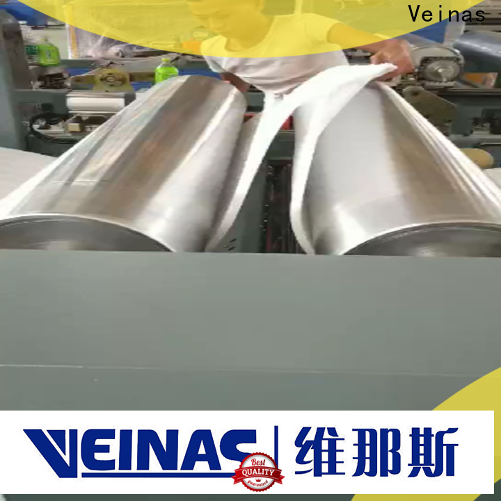 Veinas precision foam lamination process Simple operation for foam