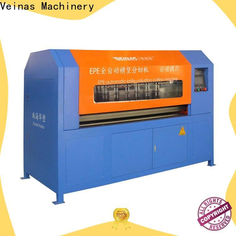 adjusted epe foam cutting machine machine easy use for wrapper