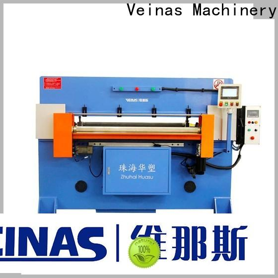 Veinas durable hydraulic shearing machine for sale for workshop