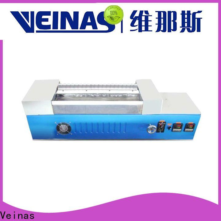 Veinas security custom machine builders energy saving for shaping factory