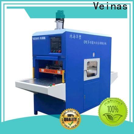 Veinas side big laminating machine high quality for foam