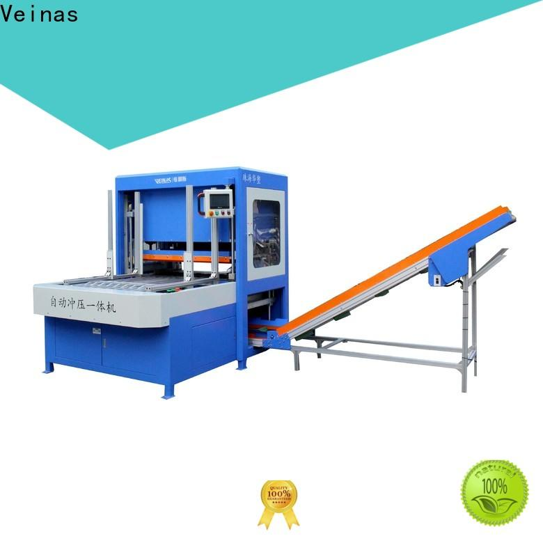 Veinas professional EPE punching machine high quality for factory
