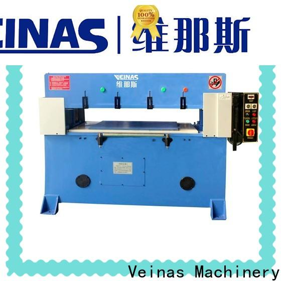 Veinas autobalance hydraulic shear cutter manufacturer for factory