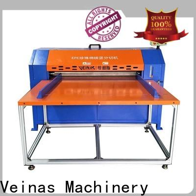 Veinas safe cnc 3 axis foam cutting machine supplier for wrapper
