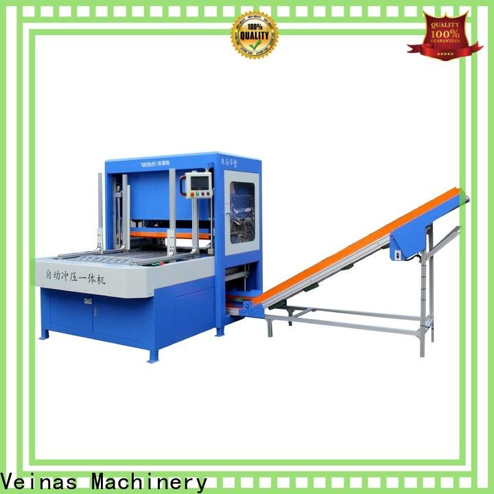 Veinas precision hydraulic punching machine high quality for factory