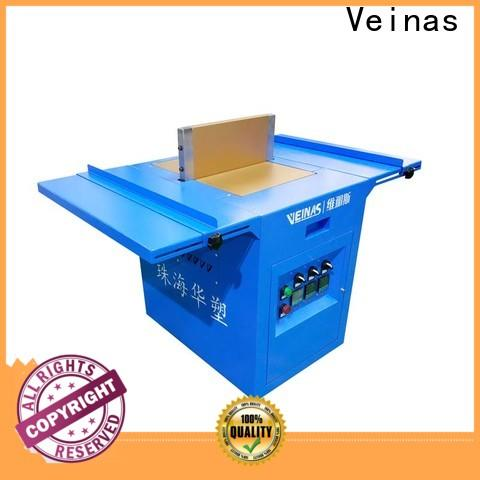 Veinas grooving epe foam sheet production line energy saving for shaping factory