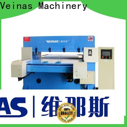 Veinas durable hydraulic cutter price simple operation for workshop