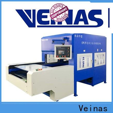 Veinas cardboard lamination machine manufacturer factory price for foam