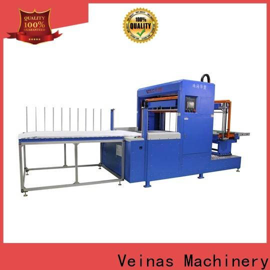 Veinas durable foam cutting machine price easy use for cutting