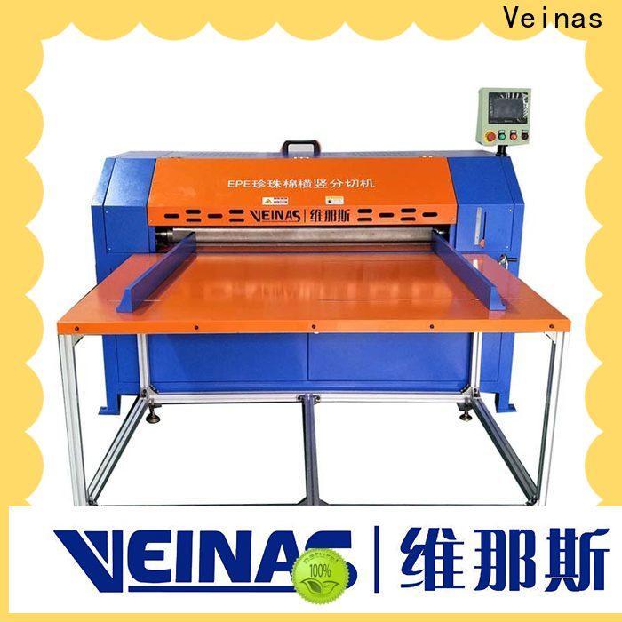 Veinas sheet veinas epe cutting foam machine supplier for cutting