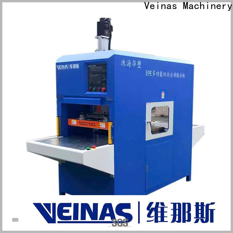 Veinas two lamination machine price for sale for foam