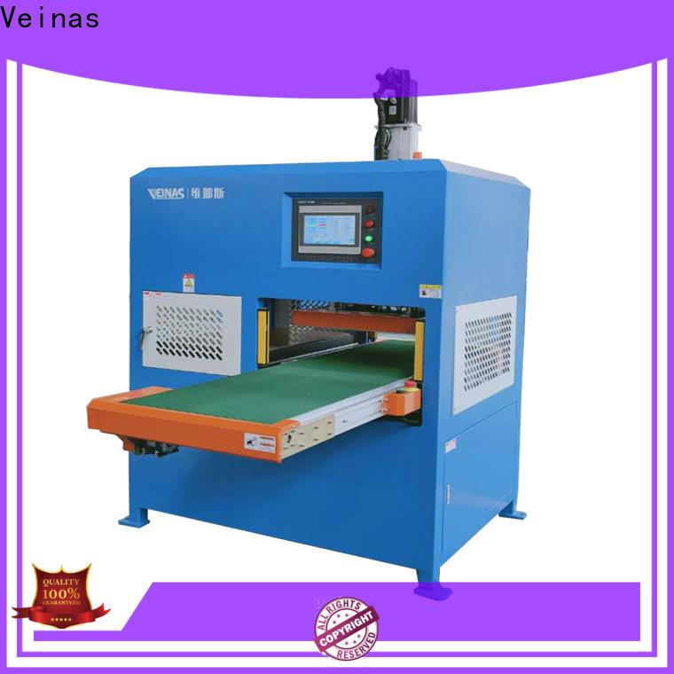 Veinas irregular thermal lamination machine high quality