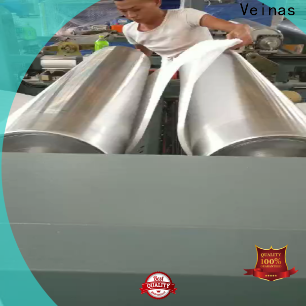 Veinas stable professional laminator for sale for foam