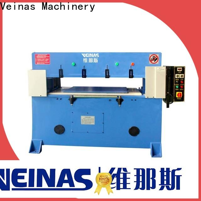 Veinas cutting hydraulic die cutting machine manufacturer for packing plant