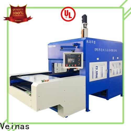 Veinas boxmaking lamination machine price factory for packing material