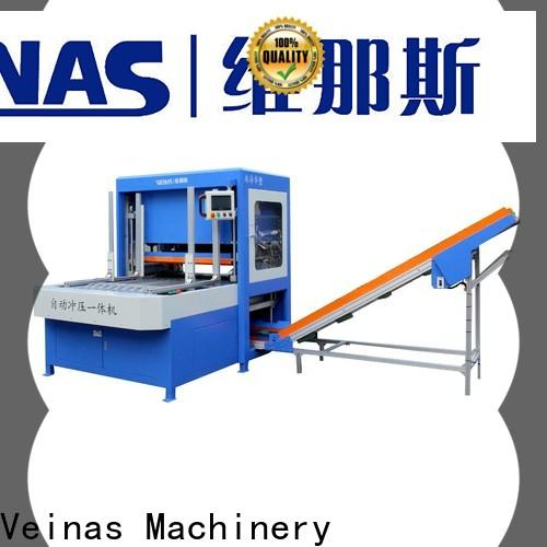 Veinas shaped hydraulic punching machine factory for foam