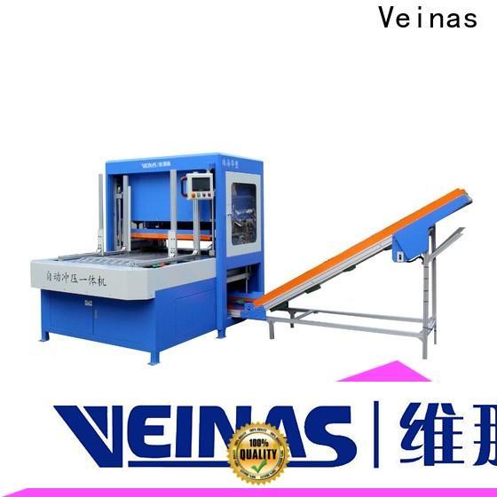 Veinas automatic EPE punching machine factory for punching
