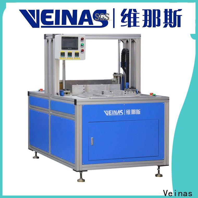 Veinas discharging bonding machine price for laminating