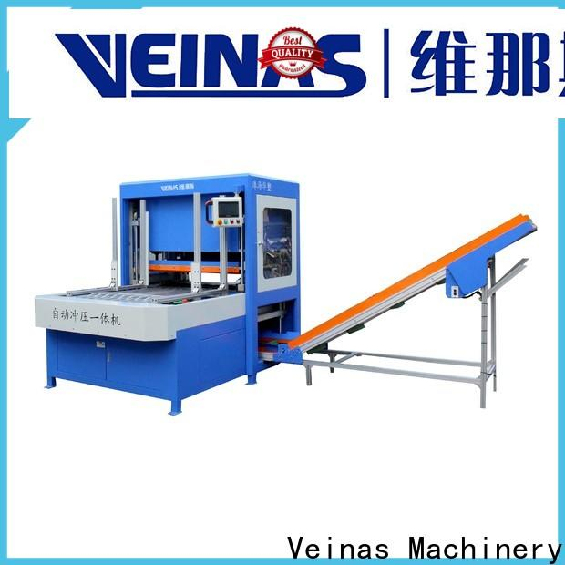 Veinas automatic EPE foam punching machine price for punching