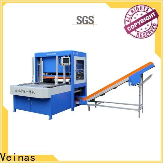 Veinas latest hole punching machine price for workshop