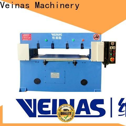 Veinas machine hydraulic cutter price for factory