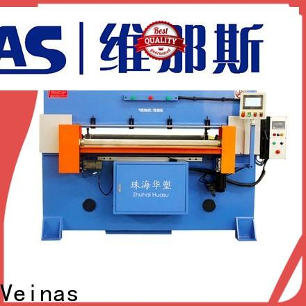 Veinas autobalance hydraulic cutter company for bag factory