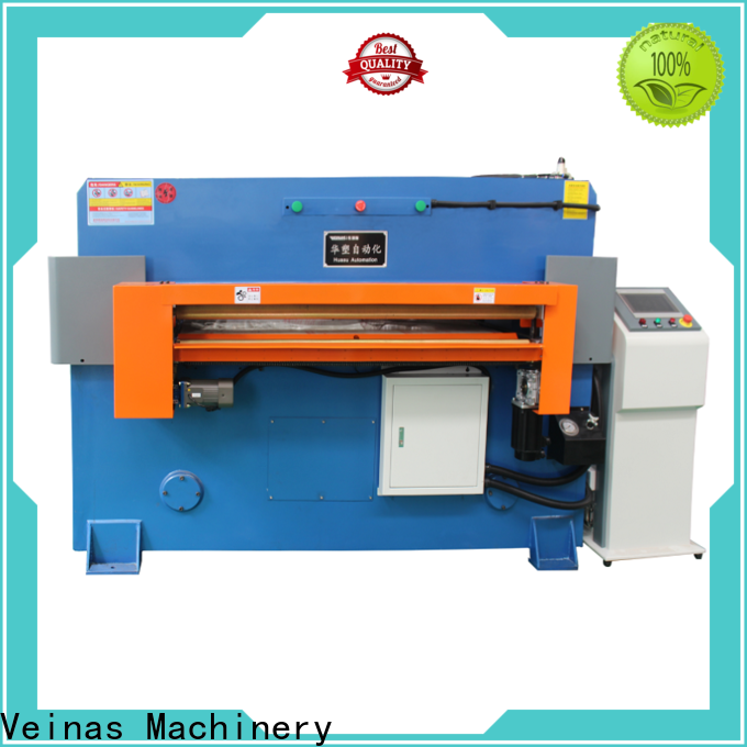 Veinas hydraulic shear cutter doubleside manufacturers for factory