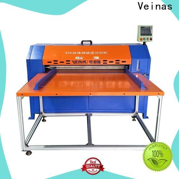 Veinas custom full bleed business card cutter supply for factory