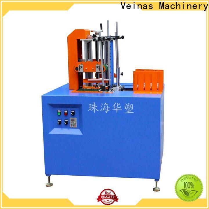 Veinas commercial laminator machine discharging factory for factory
