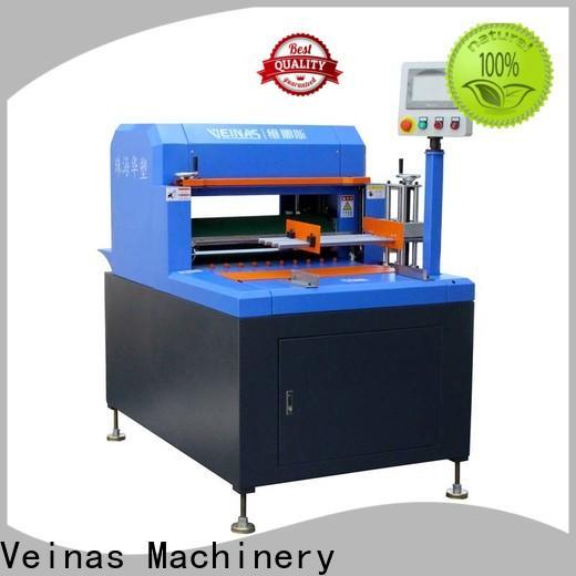 Veinas discharging used laminator supply for laminating