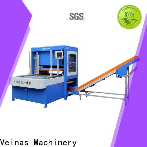 Veinas machine hole punching machine factory for workshop