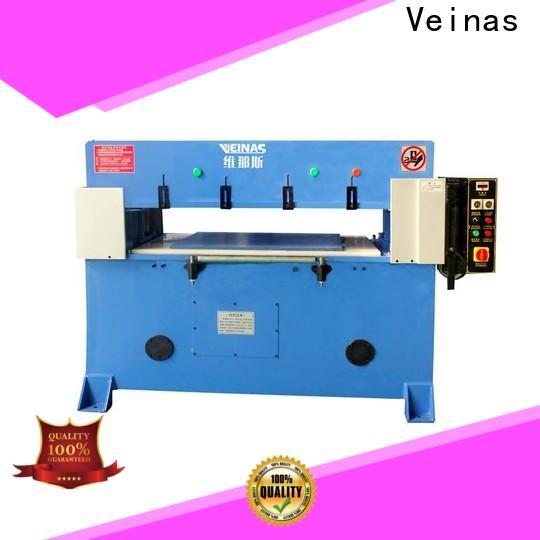 Veinas roller hydraulic punching machine company for punching