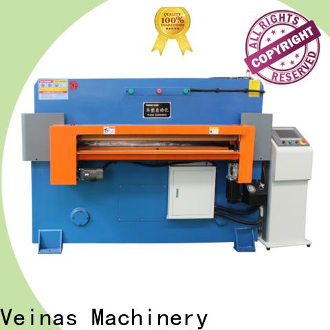 Veinas machine punch press machine manufacturers for packing plant