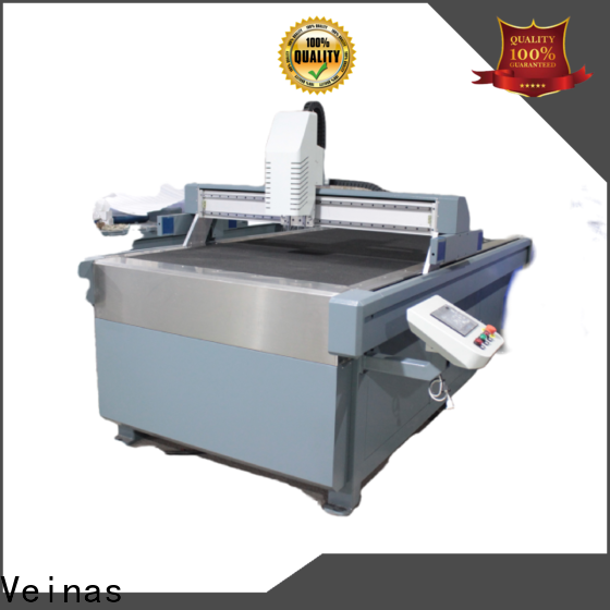 Veinas high-quality automatic guillotine paper cutter supply for cutting