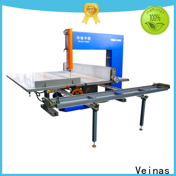 Veinas hispeed automatic guillotine paper cutter price for foam