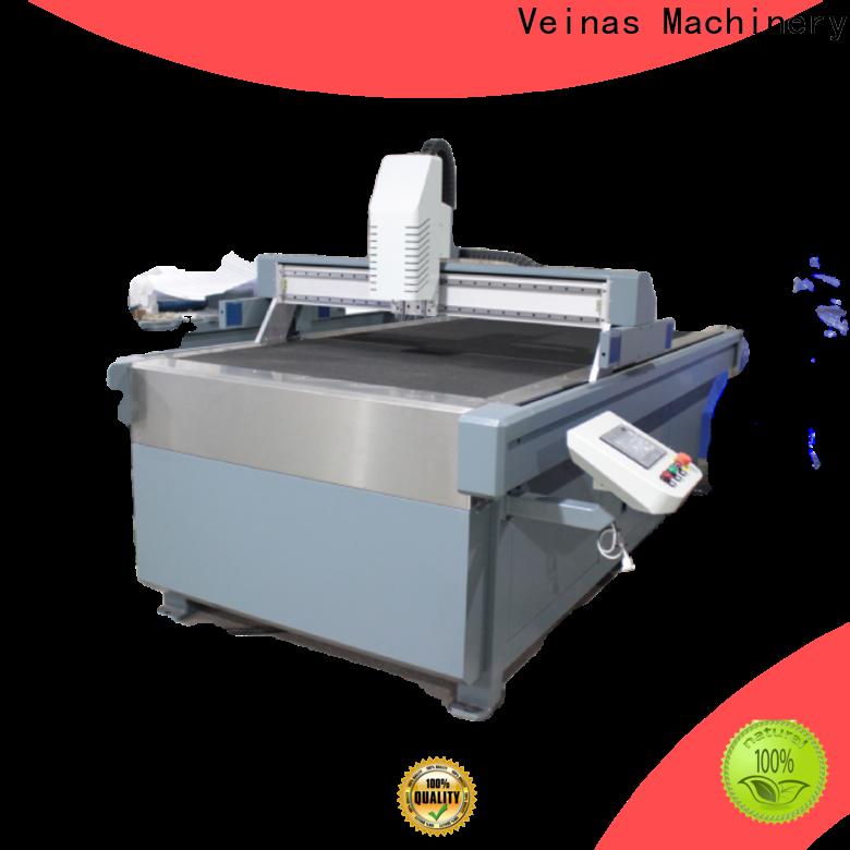 Veinas breadth corner cutting machine manufacturers for cutting