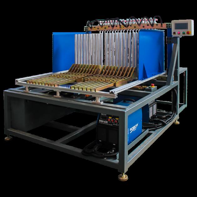 EPE Vertical Cutting Machine